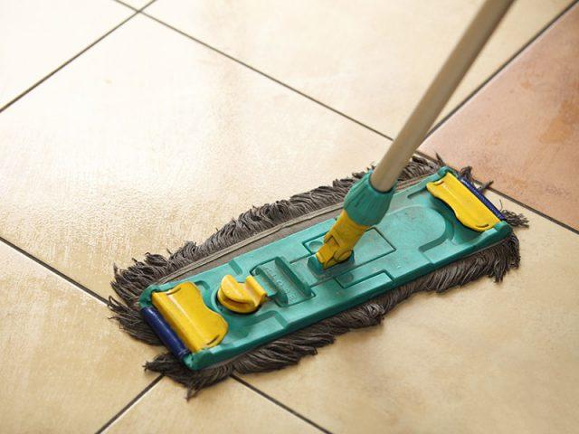 床・フロア清掃
